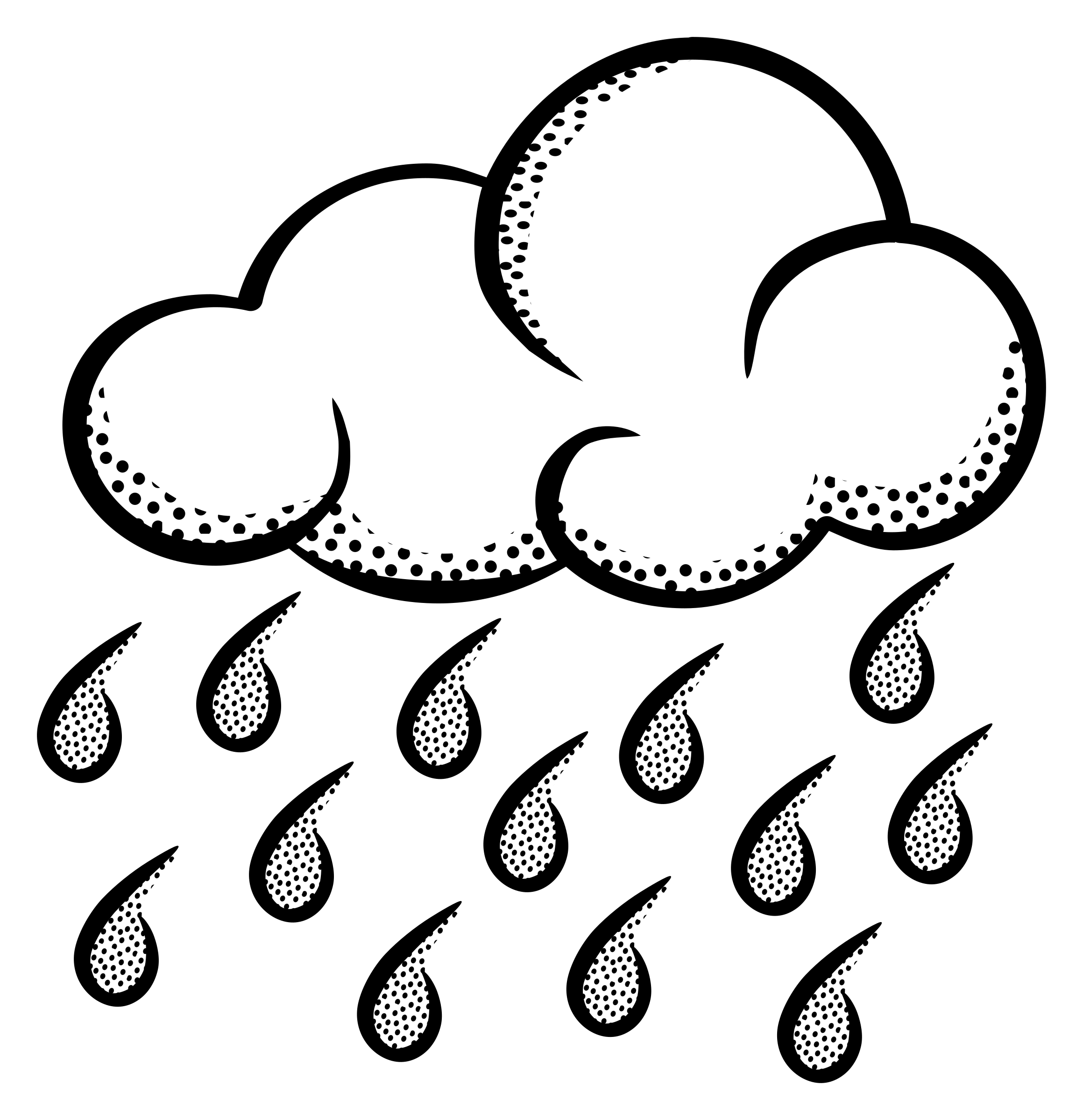 Rain clipart #2, Download drawings