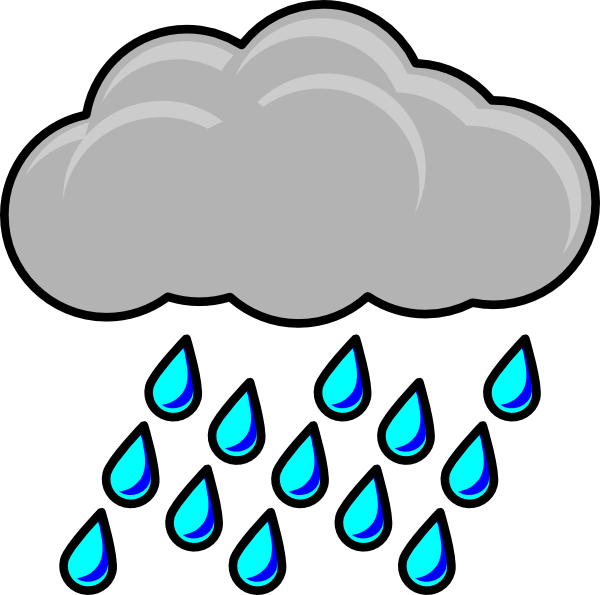 Rainfall clipart #20, Download drawings