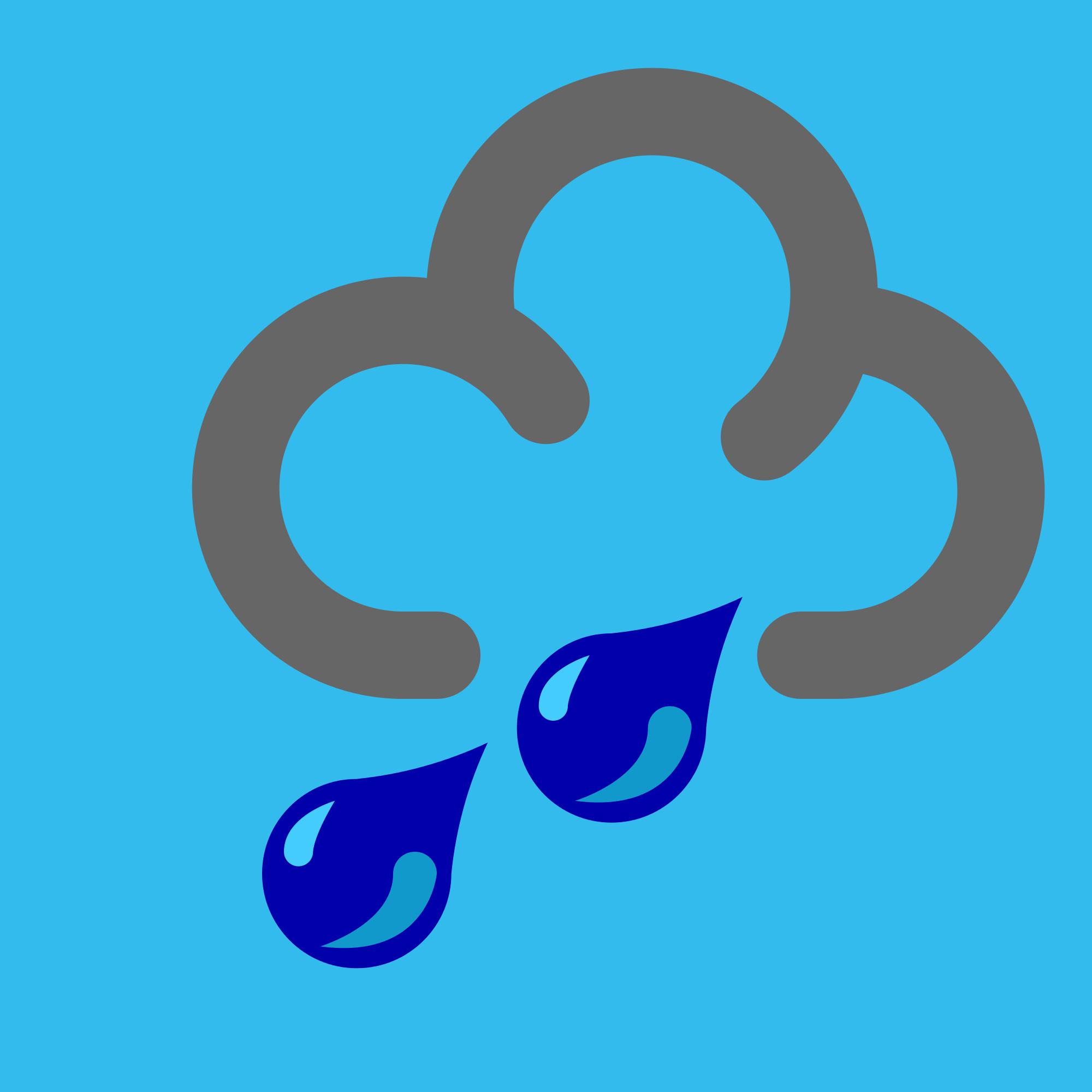Rain svg #16, Download drawings