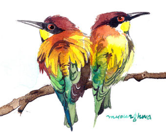 Rainbow Bee-eater clipart #9, Download drawings