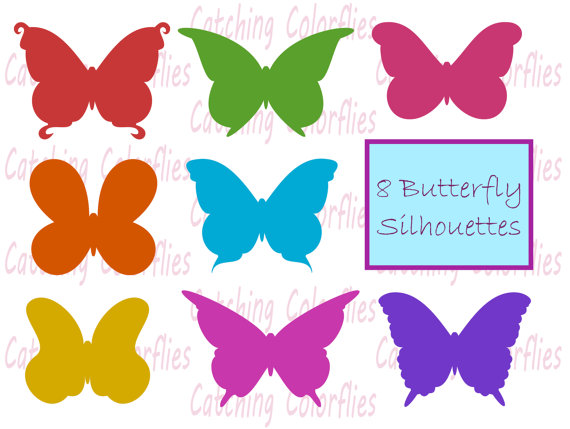 Rainbow Butterfly clipart #10, Download drawings
