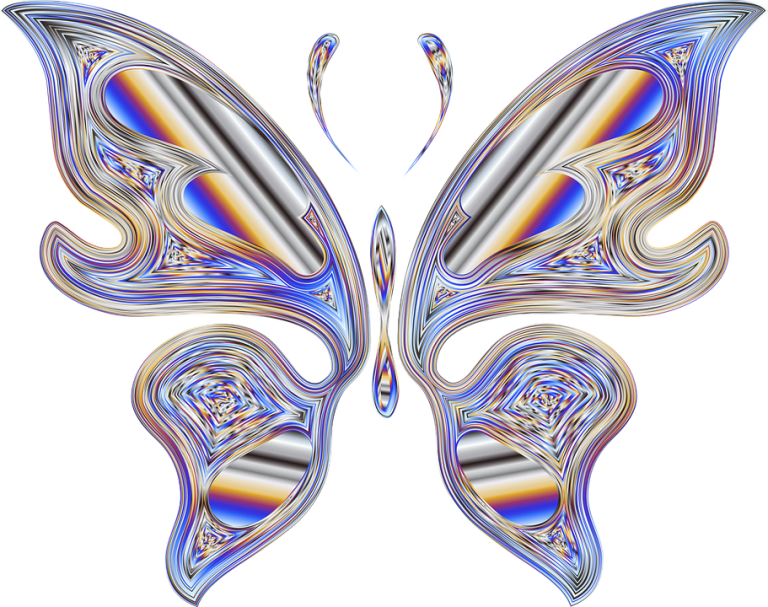 Rainbow Butterfly svg #13, Download drawings