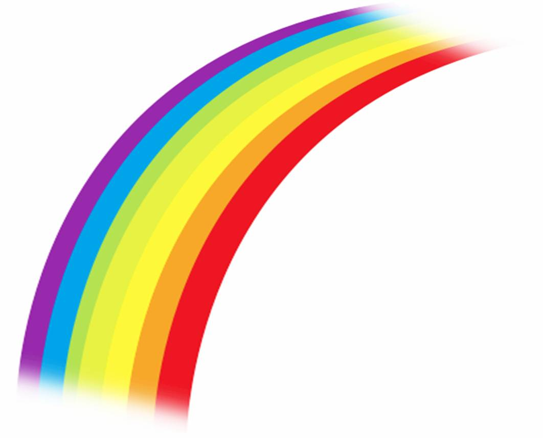 Rainbow clipart #12, Download drawings
