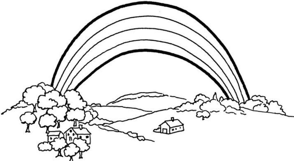 Rainbow coloring #17, Download drawings