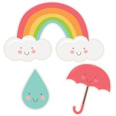Rainbow svg #1, Download drawings