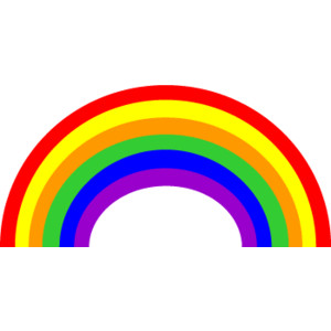 Rainbow svg #10, Download drawings