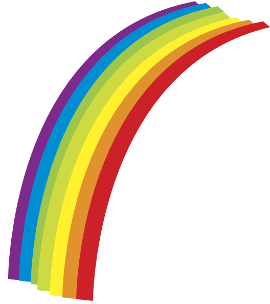 Rainbow svg #11, Download drawings