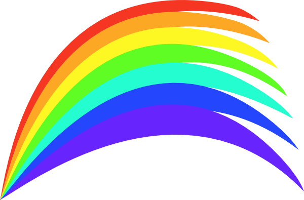 Rainbow svg #8, Download drawings