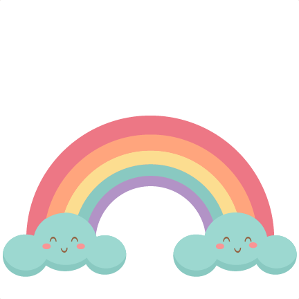 Rainbow svg #2, Download drawings