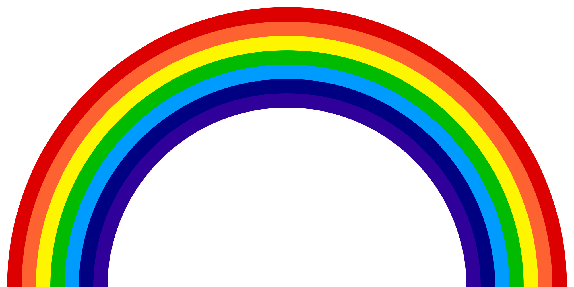 Rainbow svg #16, Download drawings