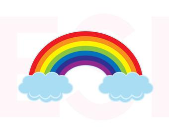 Rainbow svg #153, Download drawings