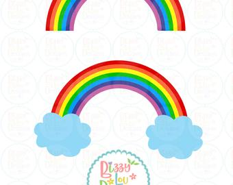 Rainbow svg #156, Download drawings