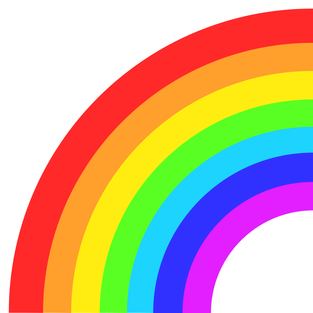 Rainbow svg #17, Download drawings