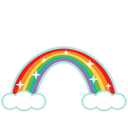 Rainbow svg #154, Download drawings