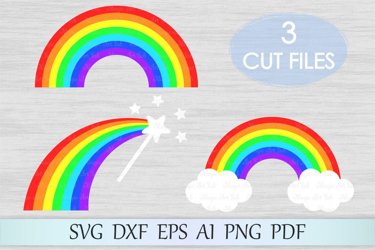 rainbow svg free #59, Download drawings