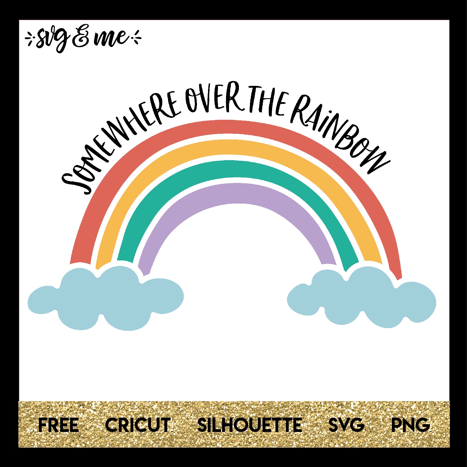 rainbow svg free #56, Download drawings