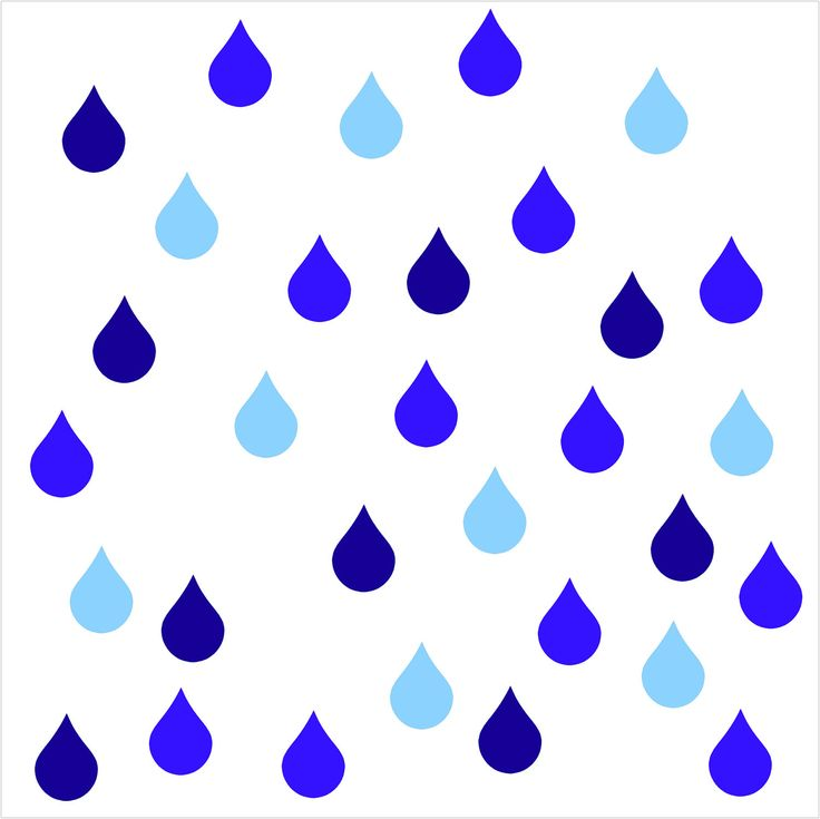 Raindrops clipart #17, Download drawings