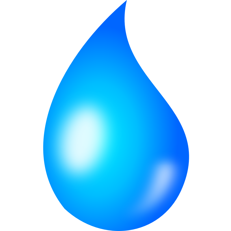 Raindrops clipart #2, Download drawings