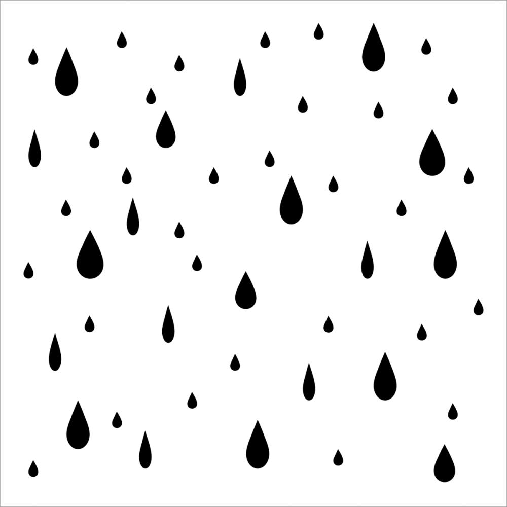 Raindrops svg #2, Download drawings