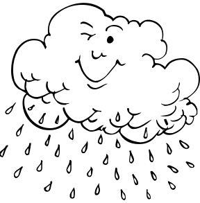 Rainfall clipart #4, Download drawings