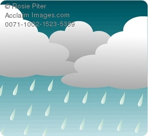 Rainfall clipart #1, Download drawings
