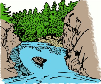 Rapids clipart #6, Download drawings