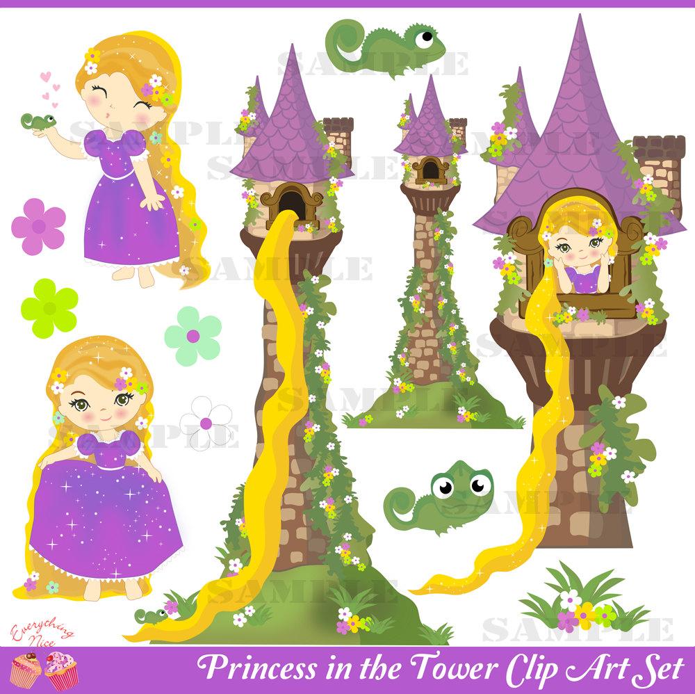Rapunzel clipart #17, Download drawings