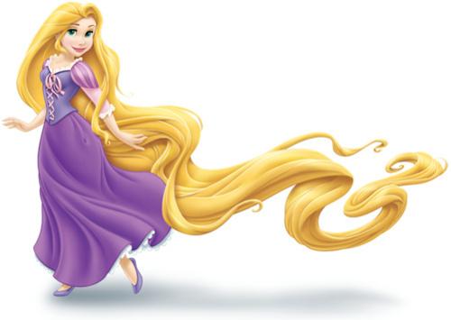 Rapunzel clipart #2, Download drawings