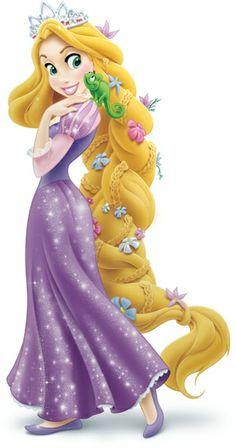 Rapunzel clipart #3, Download drawings