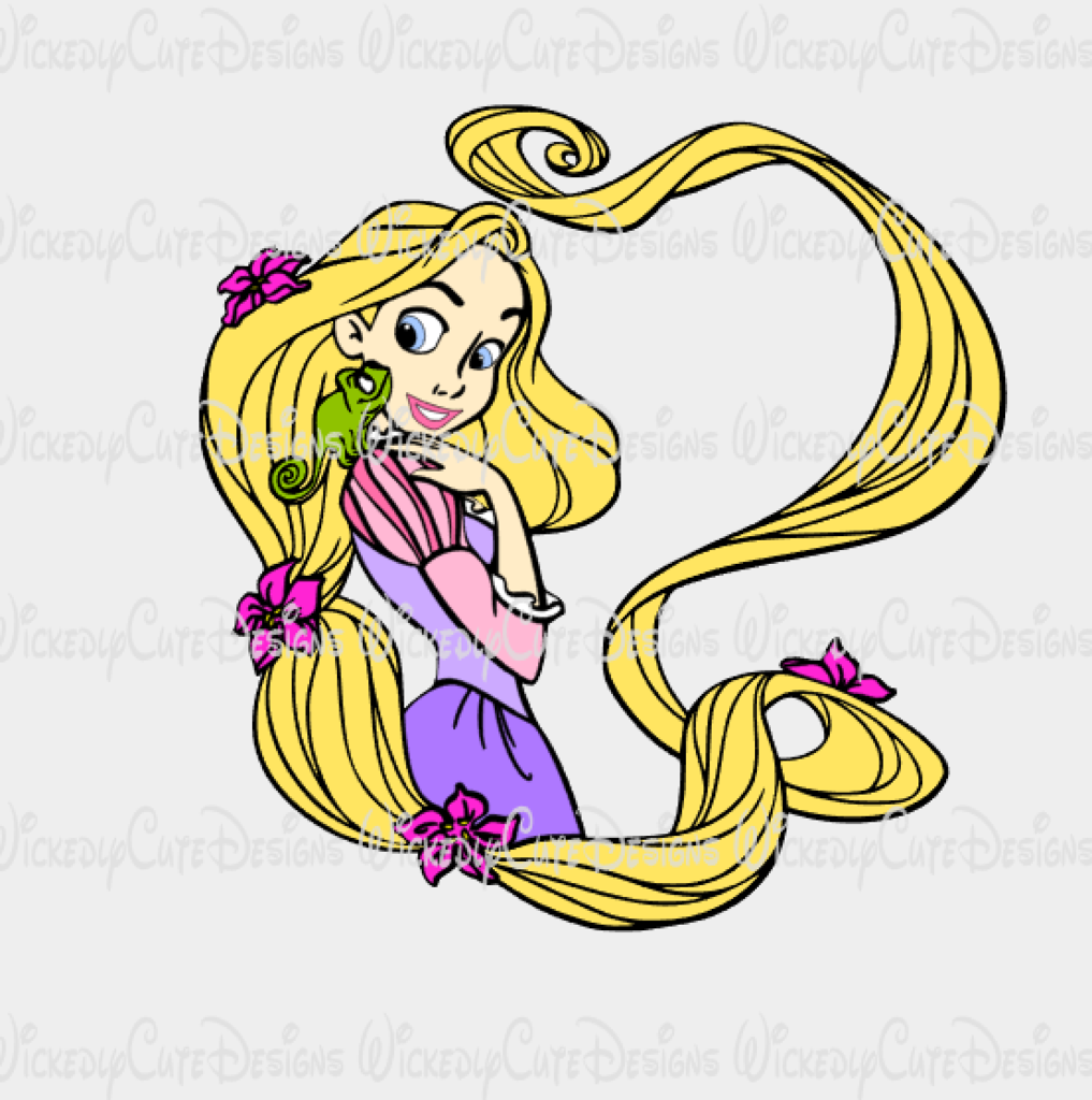 Rapunzel svg #6, Download drawings