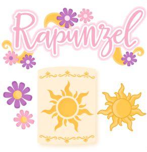 Rapunzel svg #16, Download drawings