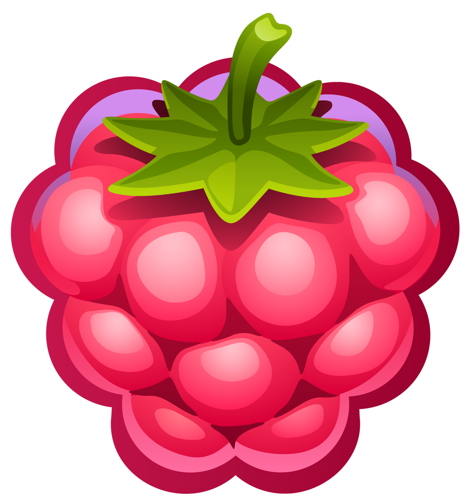 Raspberry clipart #5, Download drawings