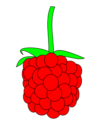Raspberry clipart #17, Download drawings