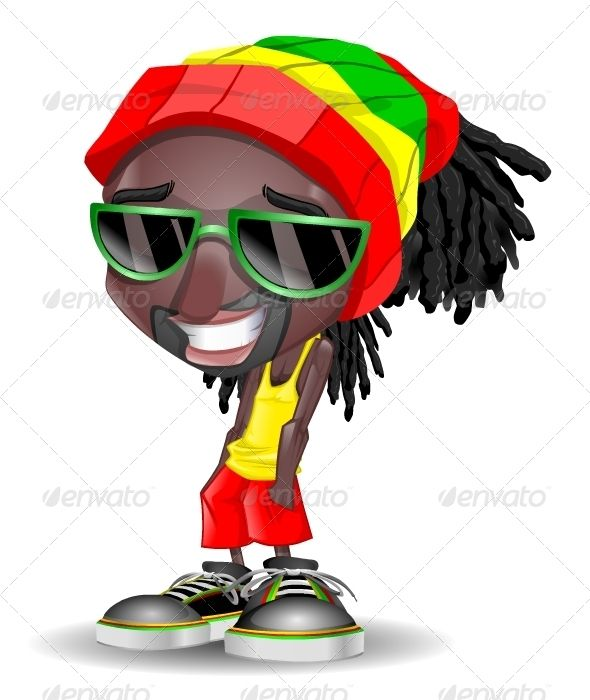 Rasta clipart #9, Download drawings