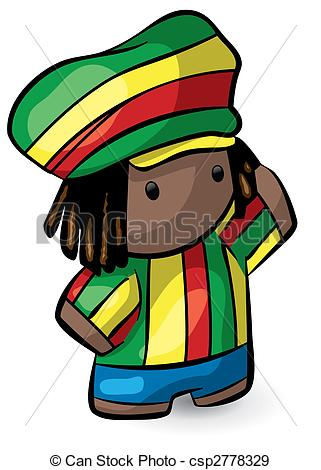 Rasta clipart #16, Download drawings