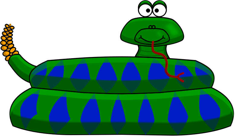 Rattlesnake clipart #14, Download drawings