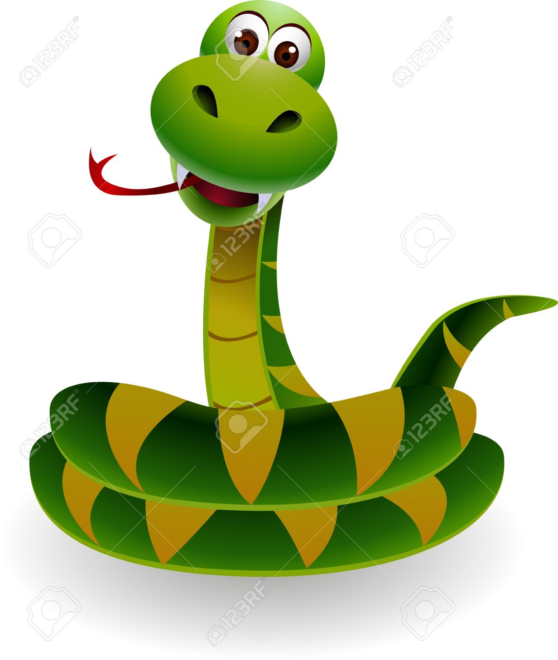 Rattlesnake clipart #4, Download drawings