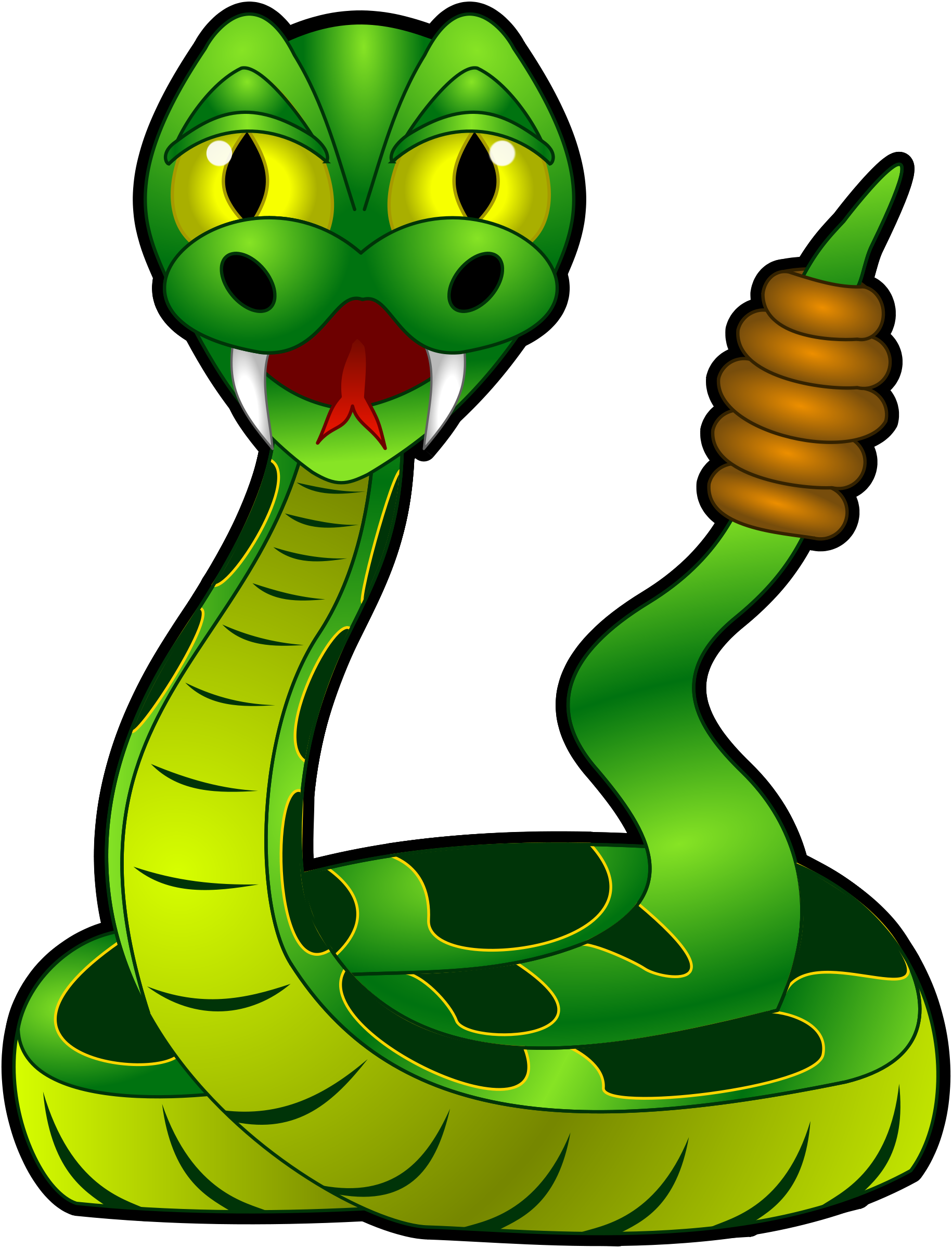 Rattlesnake clipart #3, Download drawings