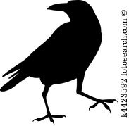 Raven clipart #9, Download drawings