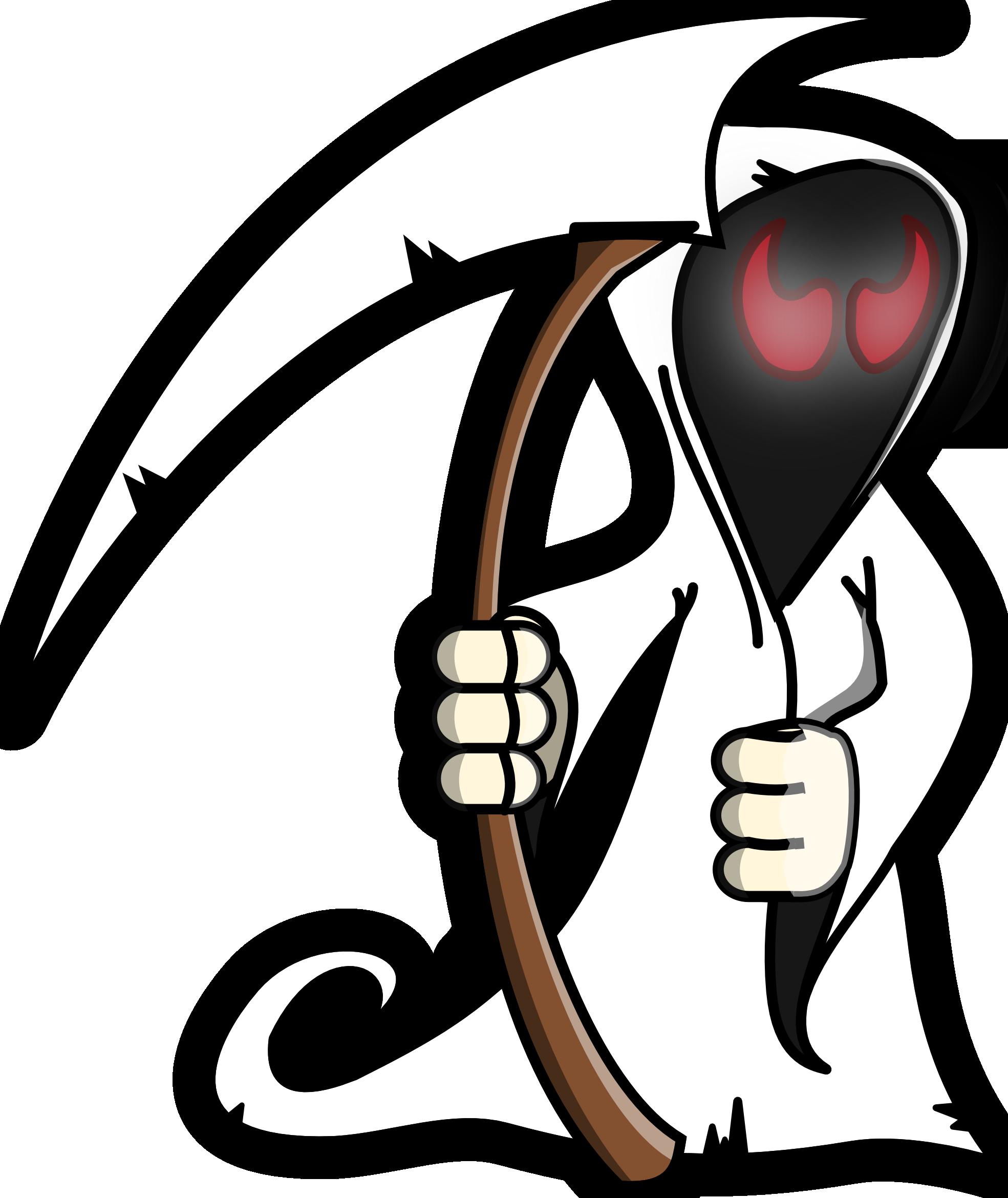 Reaper coloring #2, Download drawings
