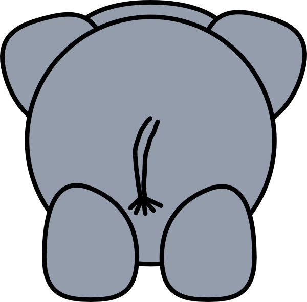 Rear clipart #19, Download drawings