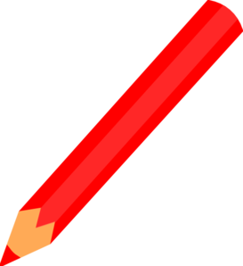 Red clipart #3, Download drawings