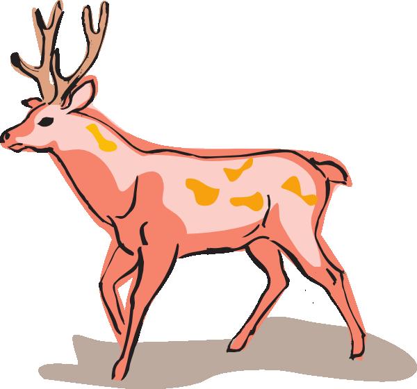 Red Deer clipart #20, Download drawings