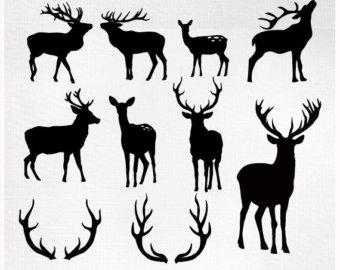 Red Deer clipart #4, Download drawings