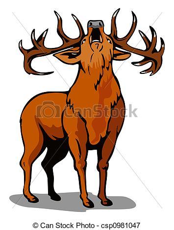 Red Deer clipart #15, Download drawings