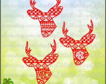 Red Deer svg #14, Download drawings