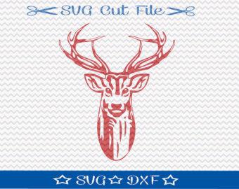 Red Deer svg #11, Download drawings
