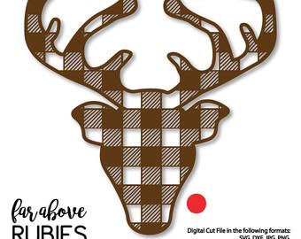 Red Deer svg #3, Download drawings