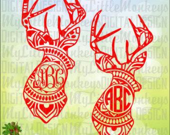 Red Deer svg #5, Download drawings