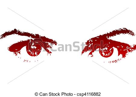 Red Eyes clipart #16, Download drawings